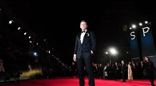There is renewed speculation about Daniel Craig's future as James Bond