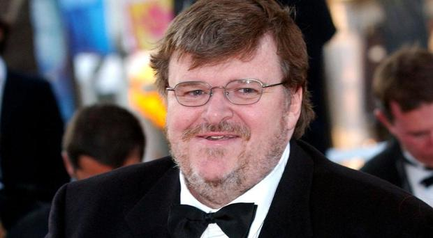 Film-maker Michael Moore has been ill