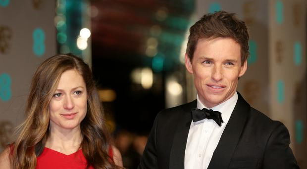 Eddie Redmayne said marrying Hannah Bagshawe in 2014 was the best thing he has ever done