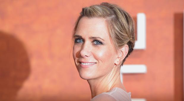 Kristen Wiig stars as a particle physicist in the Ghostbusters film