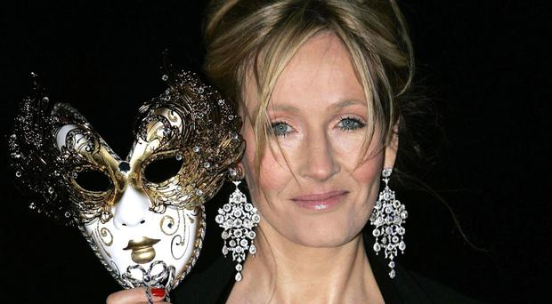 JK Rowling's writings will tell of magic in North America