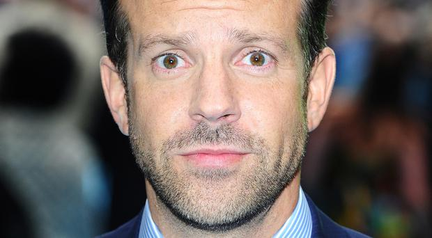 Jason Sudeikis voices Red in the upcoming animated film based on Angry Birds
