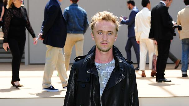 Tom Felton played the villainous Draco Malfoy in the movies