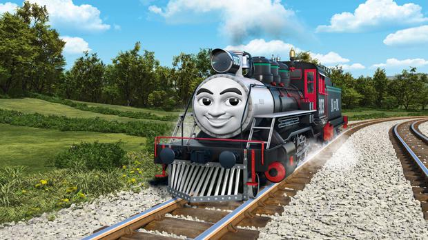 Carlos of Mexico in Thomas And Friends: The Great Race (Mattel, Inc/PA)