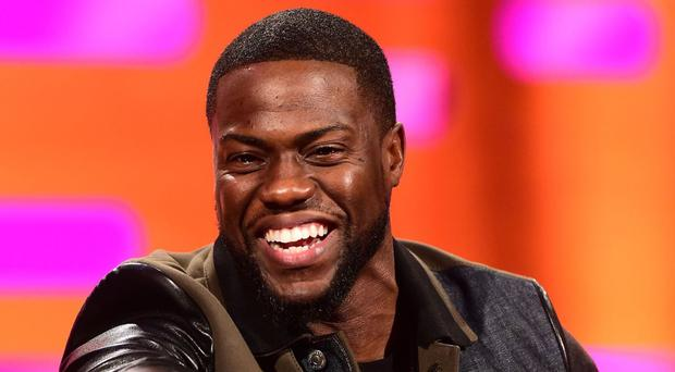 Kevin Hart is hosting the show alongside Dwayne