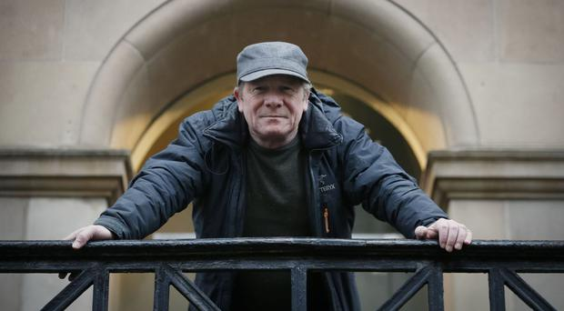 Peter Mullan is one of the stars of Tommy's Honour, which is opening the Edinburgh International Film Festival