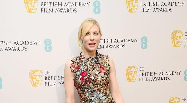 Cate Blanchett is working for the UN as a goodwill ambassador