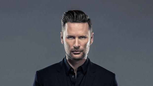 Iron Man 3 composer Brian Tyler, who has said musical scores for feature films help to keep 'symphonic music alive'