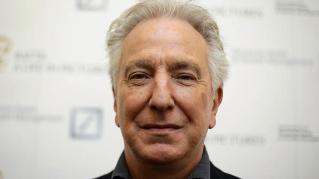 The sequel to 2010's Alice In Wonderland will be Alan Rickman's last film