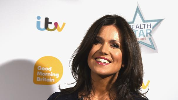 Susanna Reid is in contention
