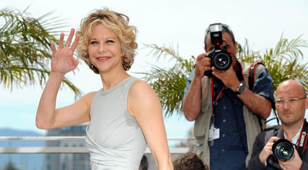 Meg Ryan will be Edinburgh to promote her film Ithaca