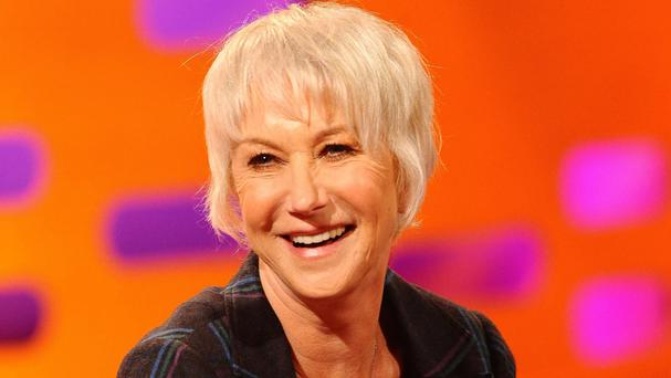 Dame Helen Mirren will star in Fast 8