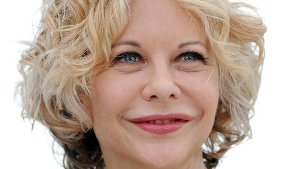 Actress turned director Meg Ryan