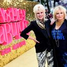 Absolutely Fabulous The Movie, starring Joanna Lumley (left) and Jennifer Saunders, has taken more than £4 million in its first week