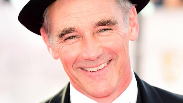Mark Rylance got mixed up between singer Harry Styles and actor Fionn Whitehead