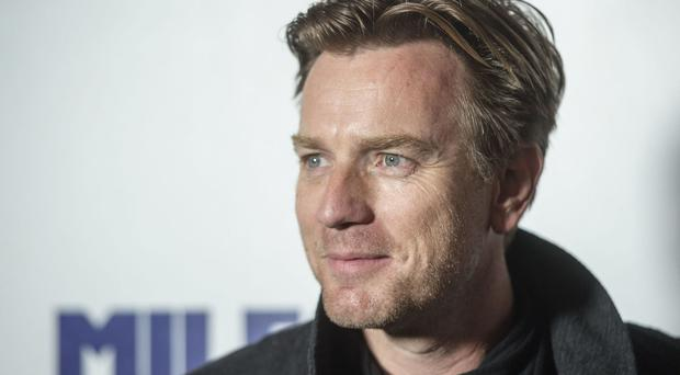 Ewan McGregor is currently filming the sequel to Trainspotting