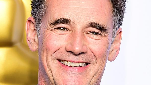 Mark Rylance plays the eponymous giant