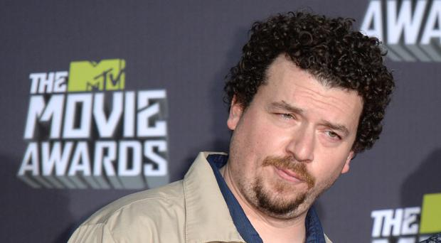 Danny McBride plays the pilot of a spaceship in the new Alien movie