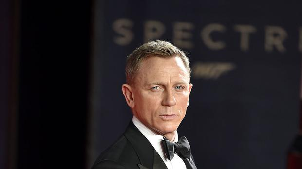 There is a hint that Bond producers could be hoping Daniel Craig will star as 007 one more time