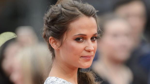 Alicia Vikander is a huge fan of the Bourne franchise