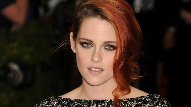 Kristen Stewart said she would no longer hide her relationship