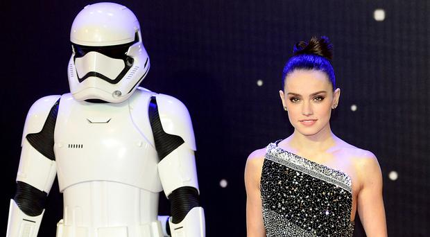 Daisy Ridley has deleted her Instagram account following a row over comments on gun violence, a magazine has reported