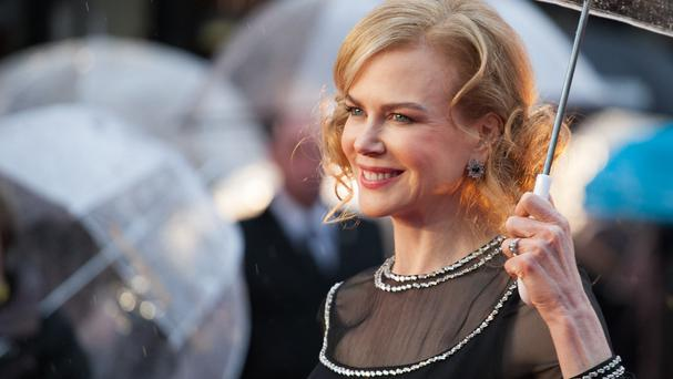 Nicole Kidman will be among the stars on the red carpet at the BFI London Film Festival