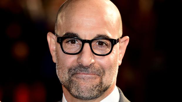 Stanley Tucci will take on hosting duties after directing his fifth film Final Portrait