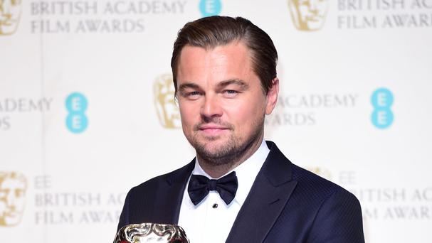 Leonardo DiCaprio stars in the documentary.