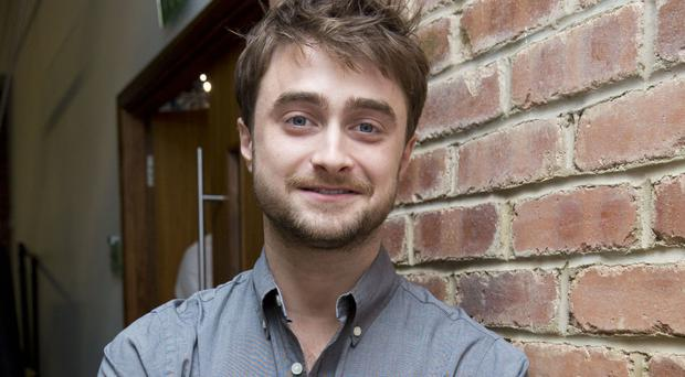 Daniel Radcliffe is at the premieres of his two new films