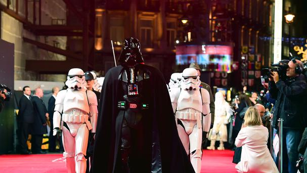 The exhibition will explore issues of identity, looking at the characters of Luke Skywalker and Darth Vader