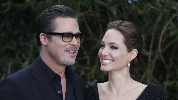 Angelina Jolie has announced her intention to divorce Brad Pitt