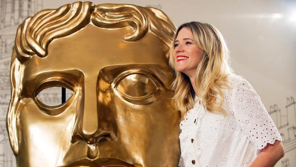 Edith Bowman is to host this year's Scottish Baftas on November 6 (PA/Scottish Baftas)