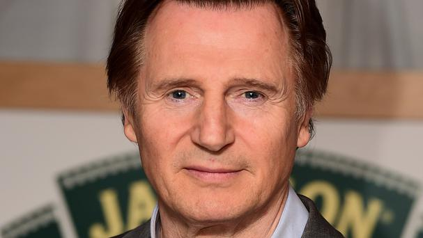 Liam Neeson stars as a tree monster in A Monster Calls, which also features Sigourney Weaver