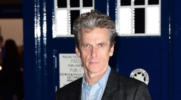 Doctor Who star Peter Capaldi will make his first appearance at the convention