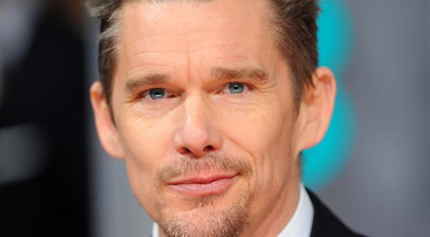 Ethan Hawke says he could not raise money for a big-budget film that did not star a white person