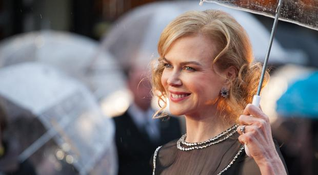 Nicole Kidman plays the mother in the film