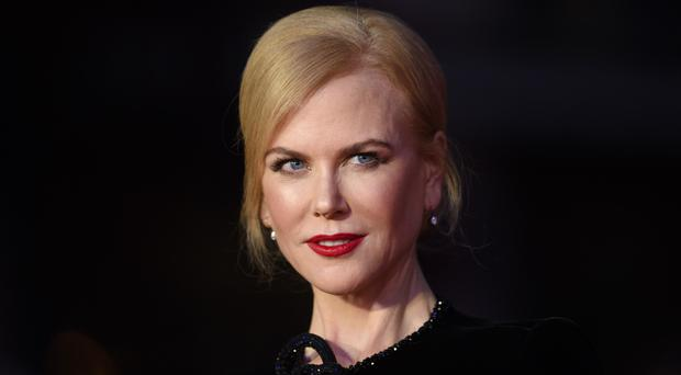 Nicole Kidman revealed her maternal instincts 'are very strong'