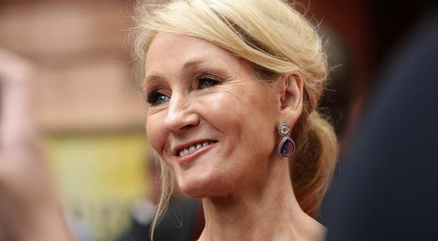 JK Rowling made the announcement to fans from across the globe who came together for a special event celebrating next month's release of Fantastic Beasts And Where To Find Them