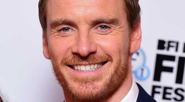 Michael Fassbender attending the 60th BFI London Film Festival screening of Trespass Against Us at Vue Cinema in Leicester Square