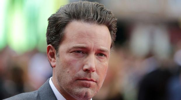 Ben Affleck stars in the film's lead role