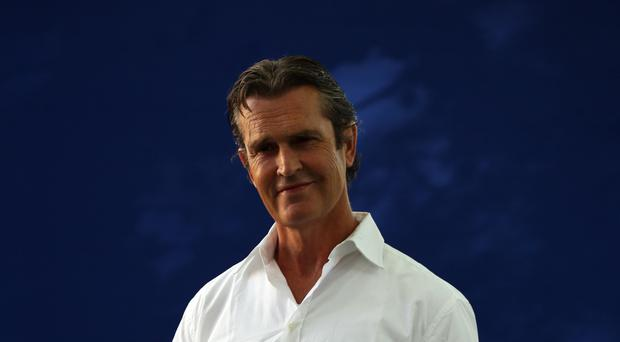 Rupert Everett is playingOscar Wilde in a self-written and directed film The Happy Prince