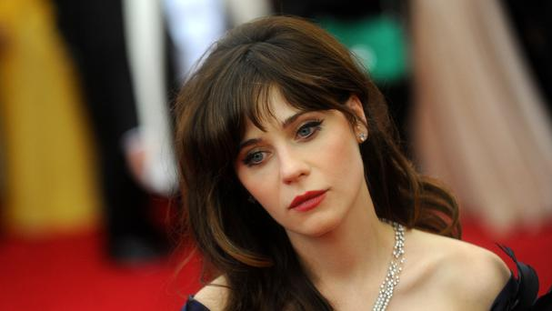 Zooey Deschanel said she stopped having creative ideas because of the time she was spending online