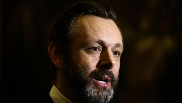 Michael Sheen has said film and television will suffer due to the increasing lack of acting opportunities for people from working-class backgrounds