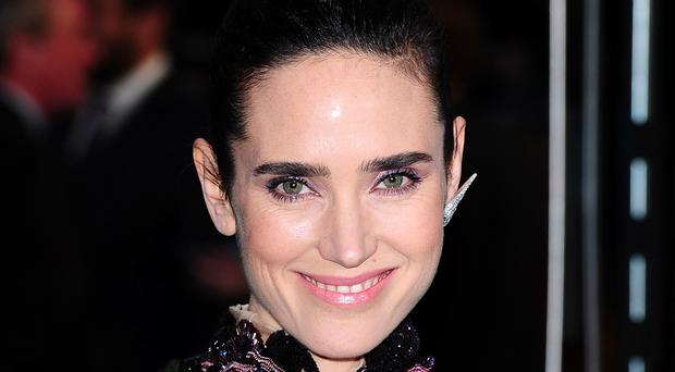 Jennifer Connelly said she finds on-screen nudity 'difficult'