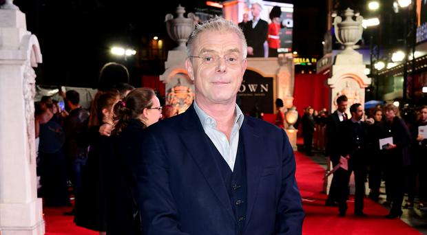 Stephen Daldry at the premiere