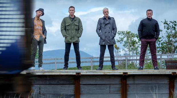 T2 Trainspotting will be released in UK cinemas on January 27 (Sony Pictures Releasing/PA)