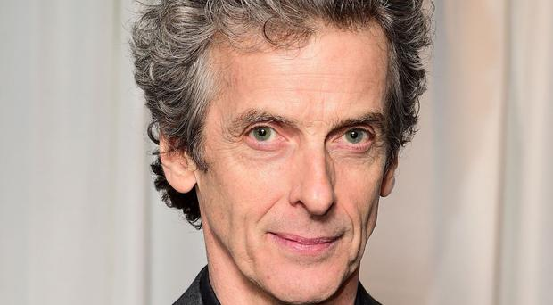 Doctor Who star Peter Capaldi is up for an award