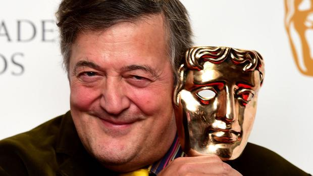 Bafta bosses have announced that Stephen Fry, 59, will be hosting the event for a 12th year