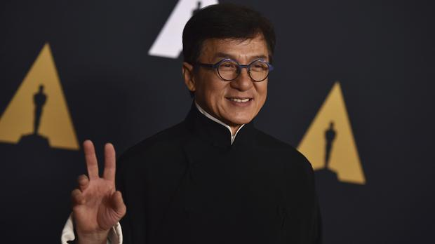 Jackie Chan Finally Got His Oscar